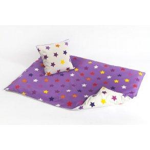 smallstuff dukke sengetøj