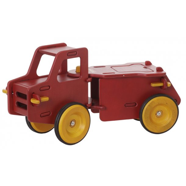 Dump Truck, Rød